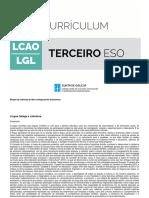 Estandares Lingua Galega