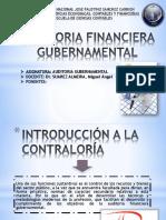 Auditoria Finaciera Guber.