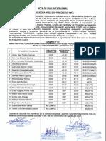Resultado Conv 12 Nec Huancavelica