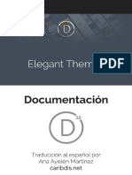 ElegantThemes Divi3 Doc ES