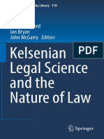 Peter Langford, Ian Bryan, John McGarry (Eds.)-Kelsenian Legal Science and the Nature of Law-Springer International Publishing (2017)