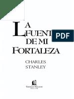 La Fuente de Mi Fortaleza -Charles Stanley