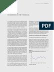 Banco Central - Informe Política Monetaria 2015-09 Crecimiento PIB Tendencial
