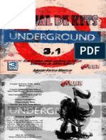 3D&T Manual de Kits Underground 2 1