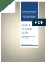 Market Potential Study