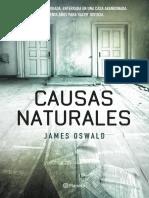 28800 Causas Naturales