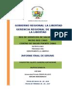 Informe-final serum 2017 .Guadalupito Viru