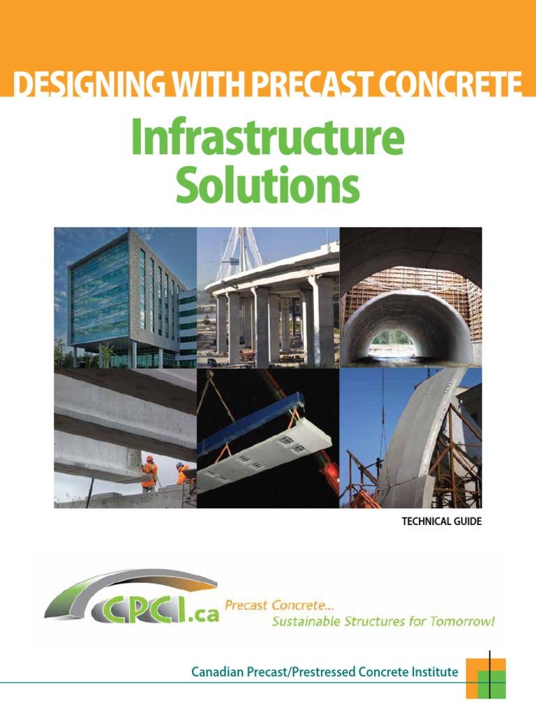 CPCI_Infrastructure_TechGuide_English_FinalLowRes(1).pdf | Precast Concrete  | Concrete