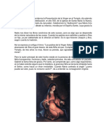 devociones de la  Virgen