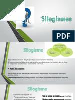 CLASE 7 Silogismos y Actividad
