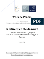 Is Citizenship the Answer