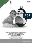 Fisher-Price Go Baby Go! Bat and Wobble Penguin