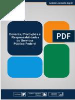 Deveres, Proibições e Responsabilidades Do Servidor Público Federal - Completo