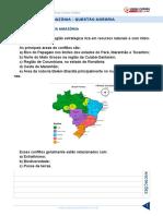 Resumo 2109870 Julio Santos 26890515 Geografia Do Brasil Aula 15 Amazonia Questao Agraria