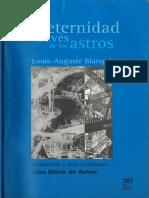 Blanqui, Louis Auguste - La Eternidad a Través de Los Astros