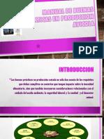 Manual de Buenas Practicas en Produccion Avicola
