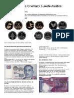 Monedas de Asia Oriental y Sureste Asiático