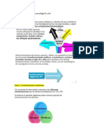 Tema 1. Transformaciones Económicas