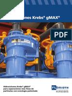 04 204 FLSmidth Krebs GMAX Hydrocyclones 4-19-17 SPANISH Web