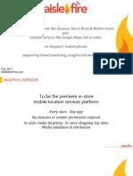 AisleFire Brief Intro P2P 9.20
