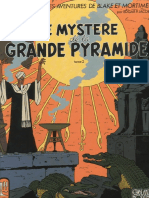 5-Blake and Mortimer - The Mystery of the Great Pyramid Volume 2 The Chamber of Horus, 1955.pdf