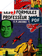 11-Blake and Mortimer - Professor Sato's Three Formulae, Volume 1 Mortimer in Tokyo, 1977.pdf
