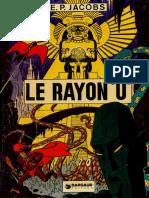 - Blake and Mortimer - Le Rayon U