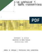 152528629 Obras de Drenaje y Proteccion Para Carreteras
