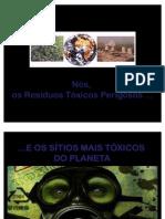 Sitios mais tóxicos do planeta