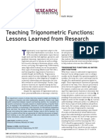 11 teaching trigonometric functions nctm