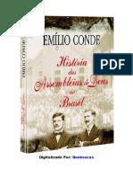 História Das Assembleias De Deus No Brasil - Emílio Conde - Parte 01.pdf