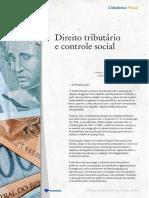 Direito Tributário e Controle Social