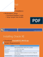 01 - PL-SQL Fundamentals I - Course Setup