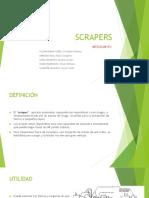 Exposicion Scraper Perforacion