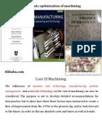 7. Machining Cost.pptx