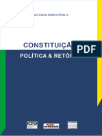 Luis Carlos Martins - Constituição, Política e Retórica