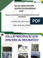 Fallas Mecanicas Que Afectam La Suspension Direccion y Frenos UNI 2015