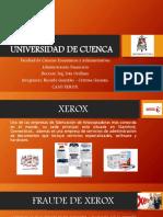 Caso Xerox