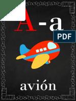 abecedario editable