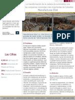 Caso Study 2013 Espanol