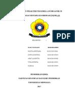 Laporan Prak Kiman 2 Pembuatan Senyawa Koordinasi