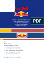 Trabajo de Red Bull