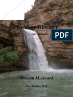 Geology Glossary for Students [Wassem M.alward, 2010]
