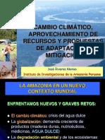 Cambio Climático en La Amazonía - Pucallpa 1