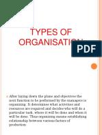 Bca Organising