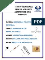 Clasificacion Electronica
