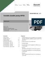 Ap2d Pump Series