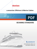 IEC 60092 Offshore_Marine Cables
