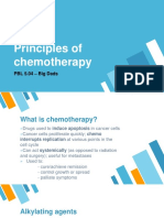 Chemotherapy introduction