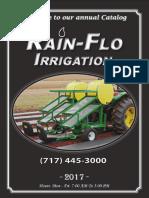 2017 Rain Flo Catalog